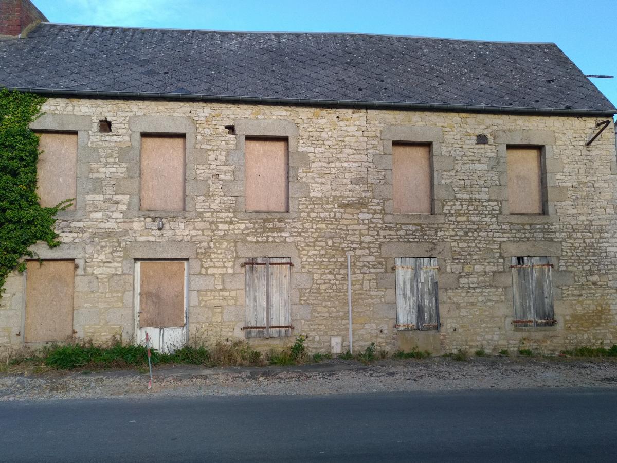 maison en vente Saint-Gervais-du-Perron