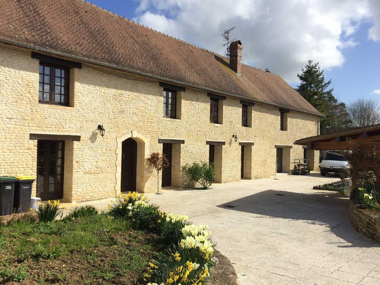 maison en vente Mézidon Vallée d'Auge