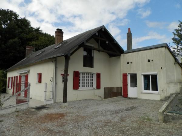 maison en vente Sainte-Gauburge-Sainte-Colombe
