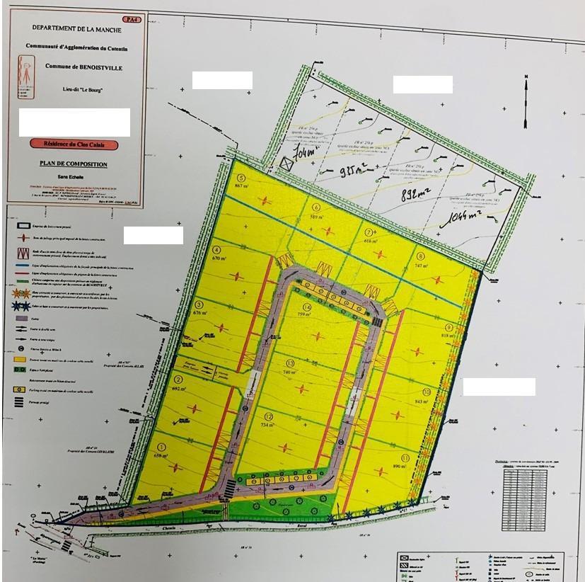 terrain en vente Benoîtville