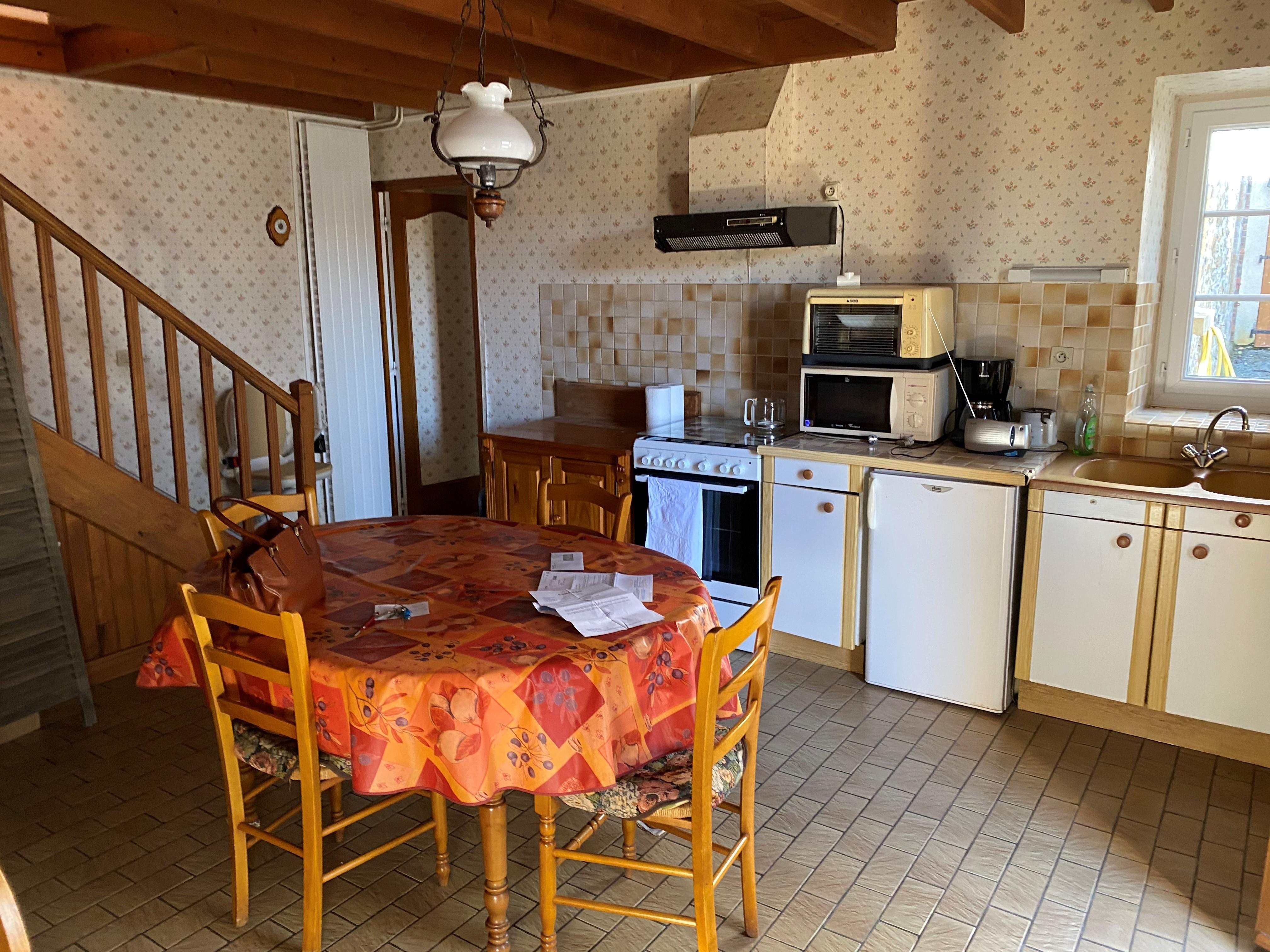 maison en vente Saint-Sauveur-Lendelin