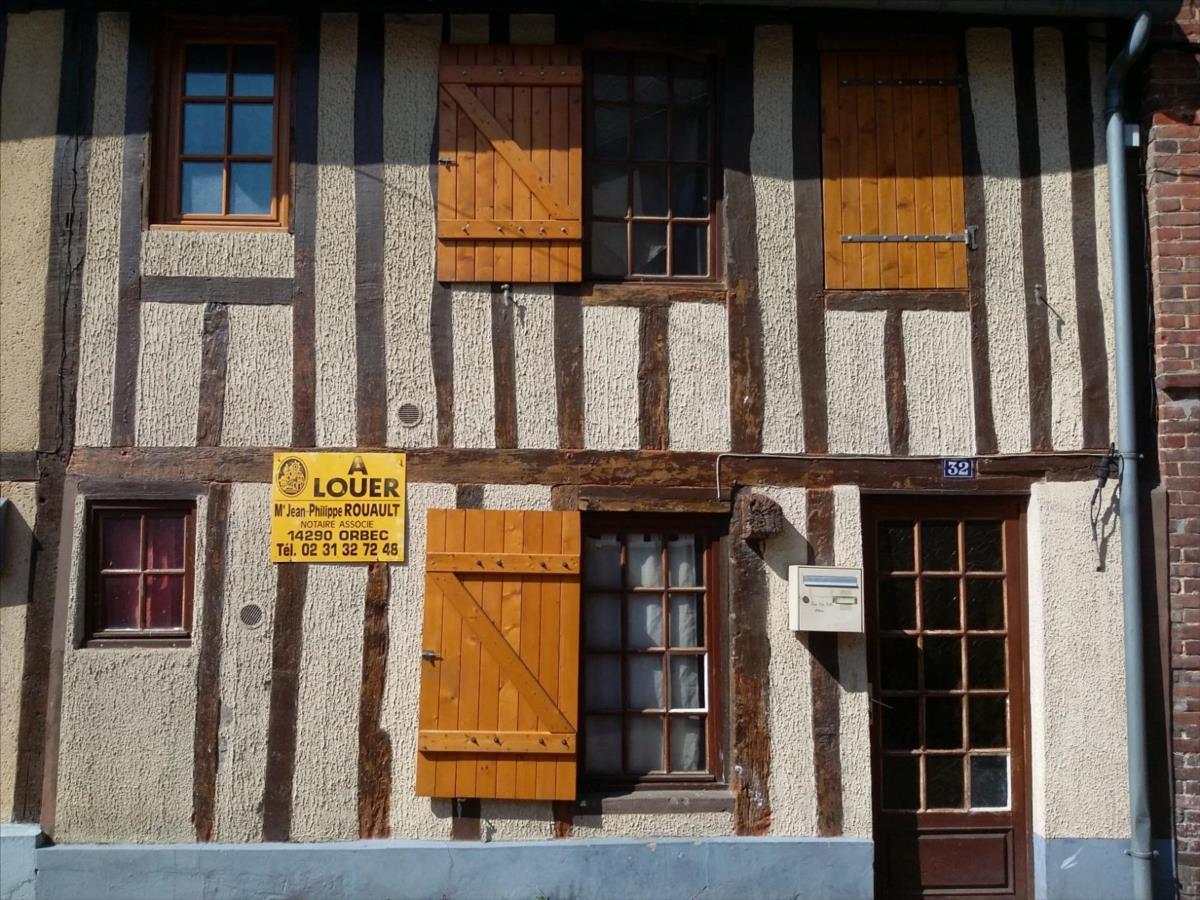 maison en vente Orbec