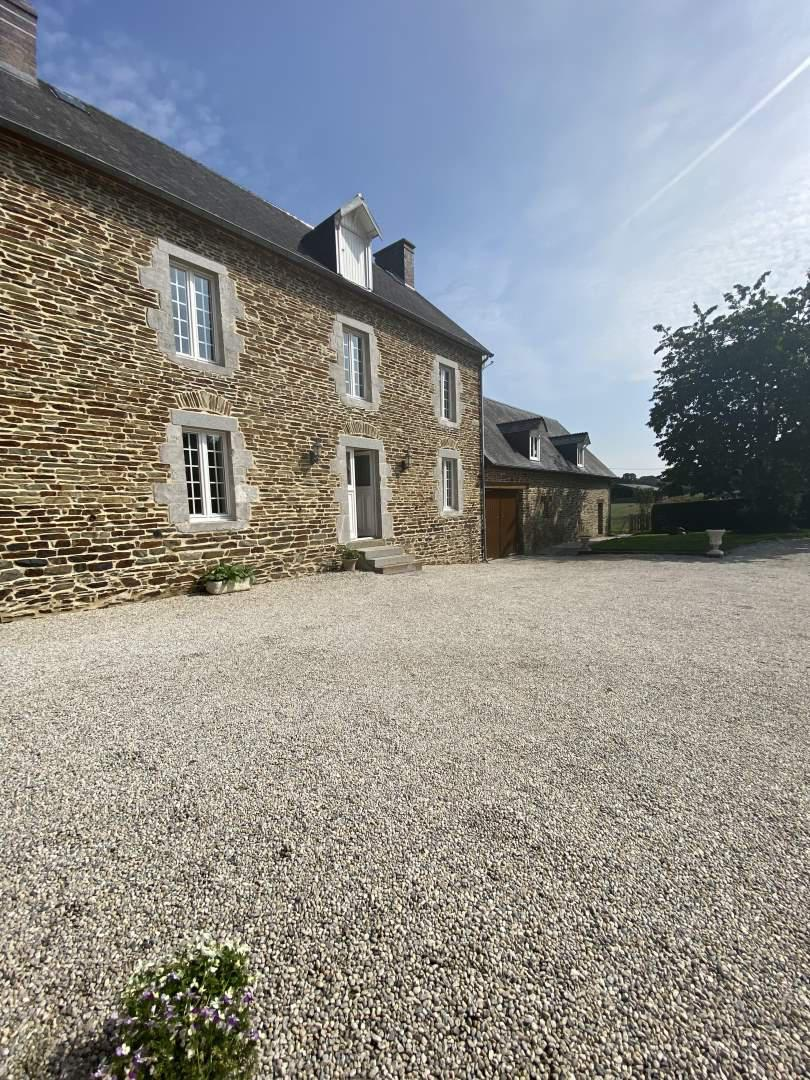 maison en vente La Barre-de-Semilly