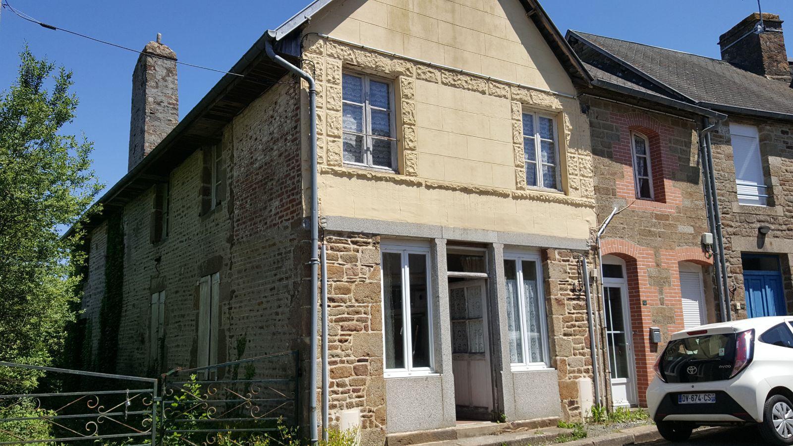 maison en vente Le Teilleul