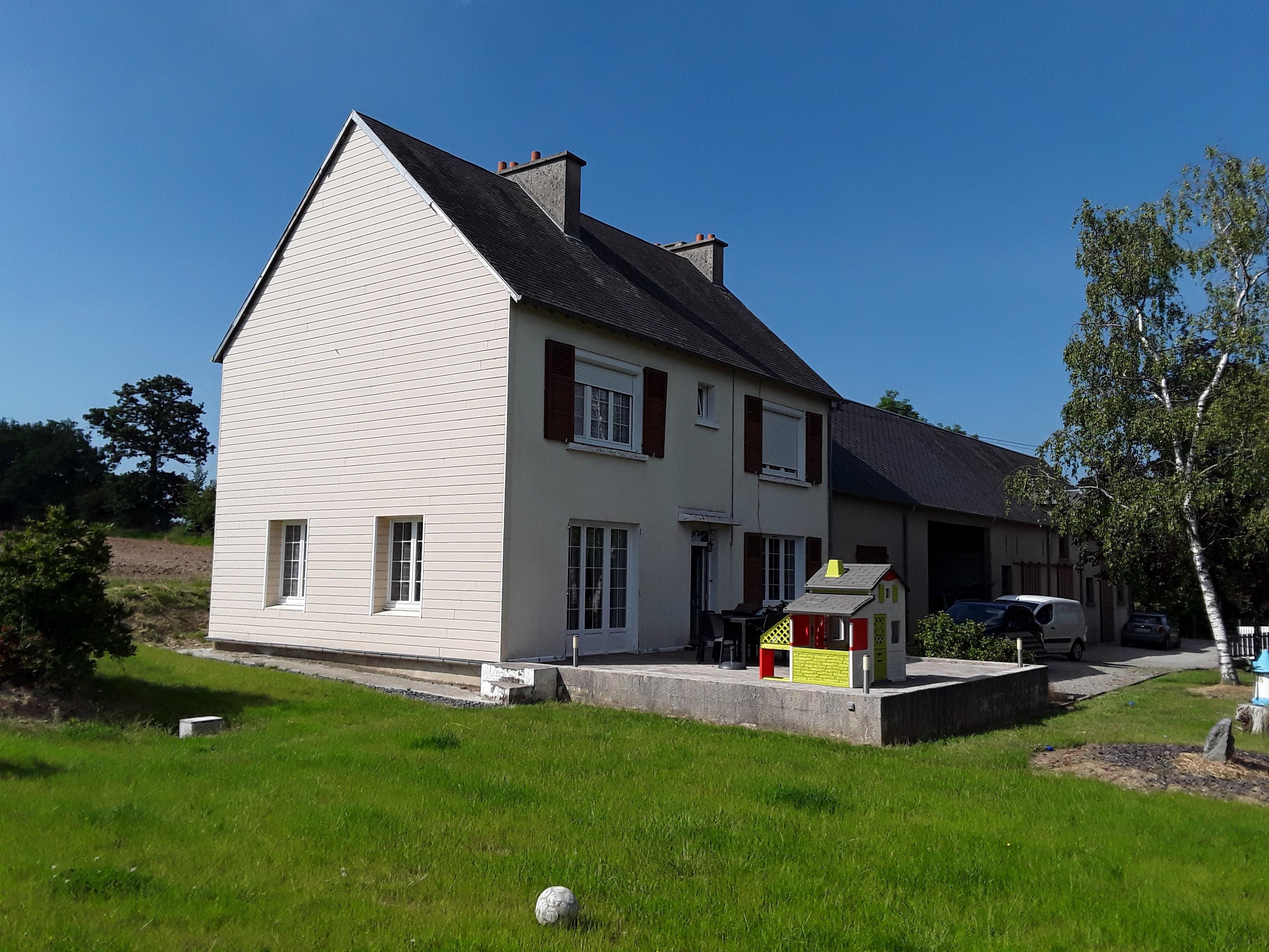 maison en vente Quibou