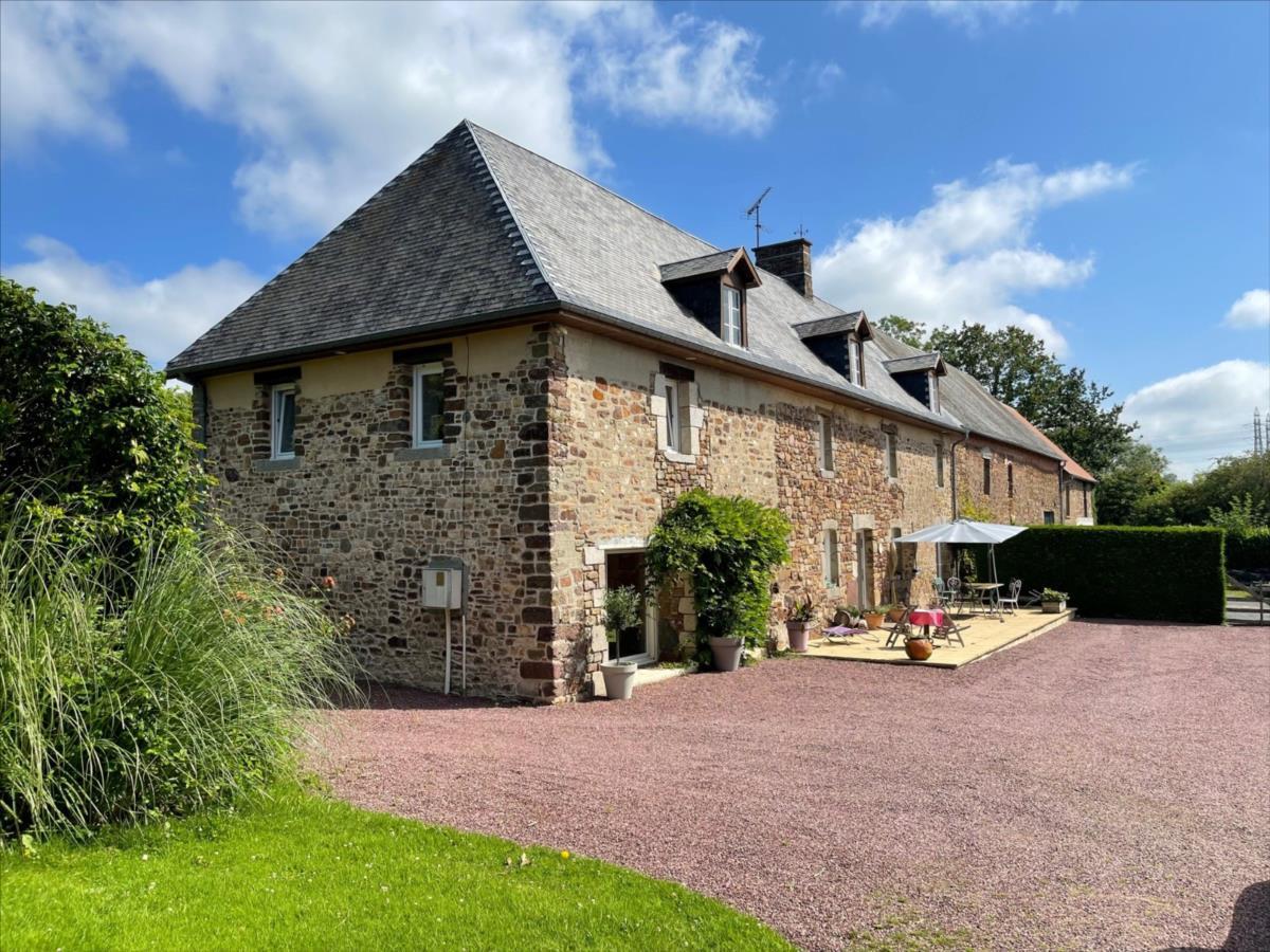 maison en vente Cerisy-la-Salle