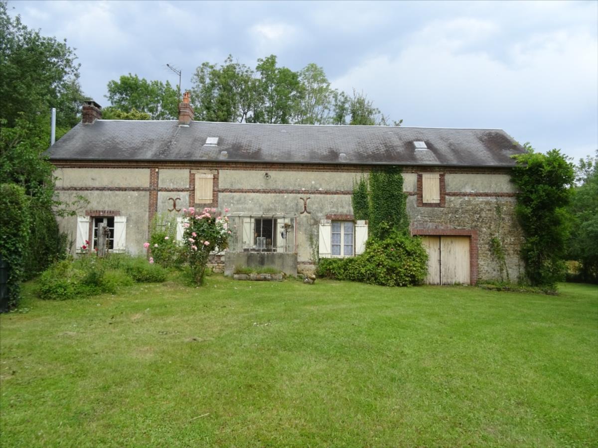 maison en vente Échauffour