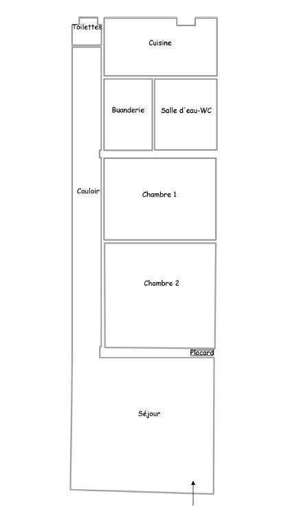 appartement en vente Paris 8e arrondissement