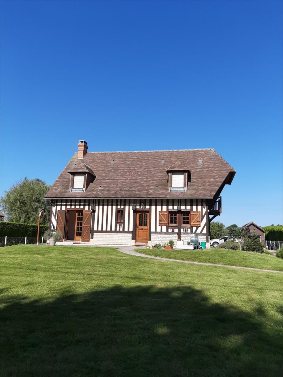 maison en vente Boulleville