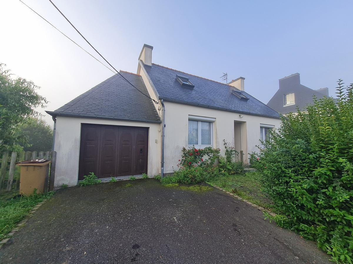 maison en vente Saint-Thégonnec