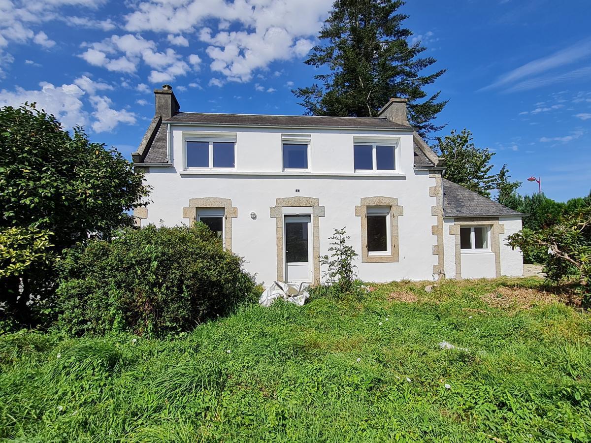 maison à louer Plounéour-Ménez