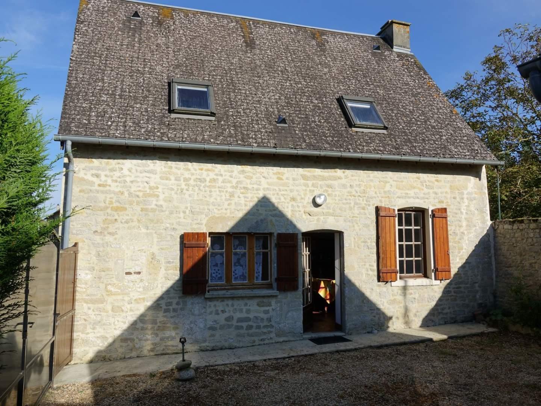 maison en vente Mandeville-en-Bessin