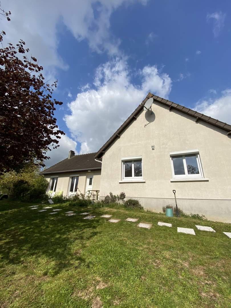 maison en vente Bourgvallées