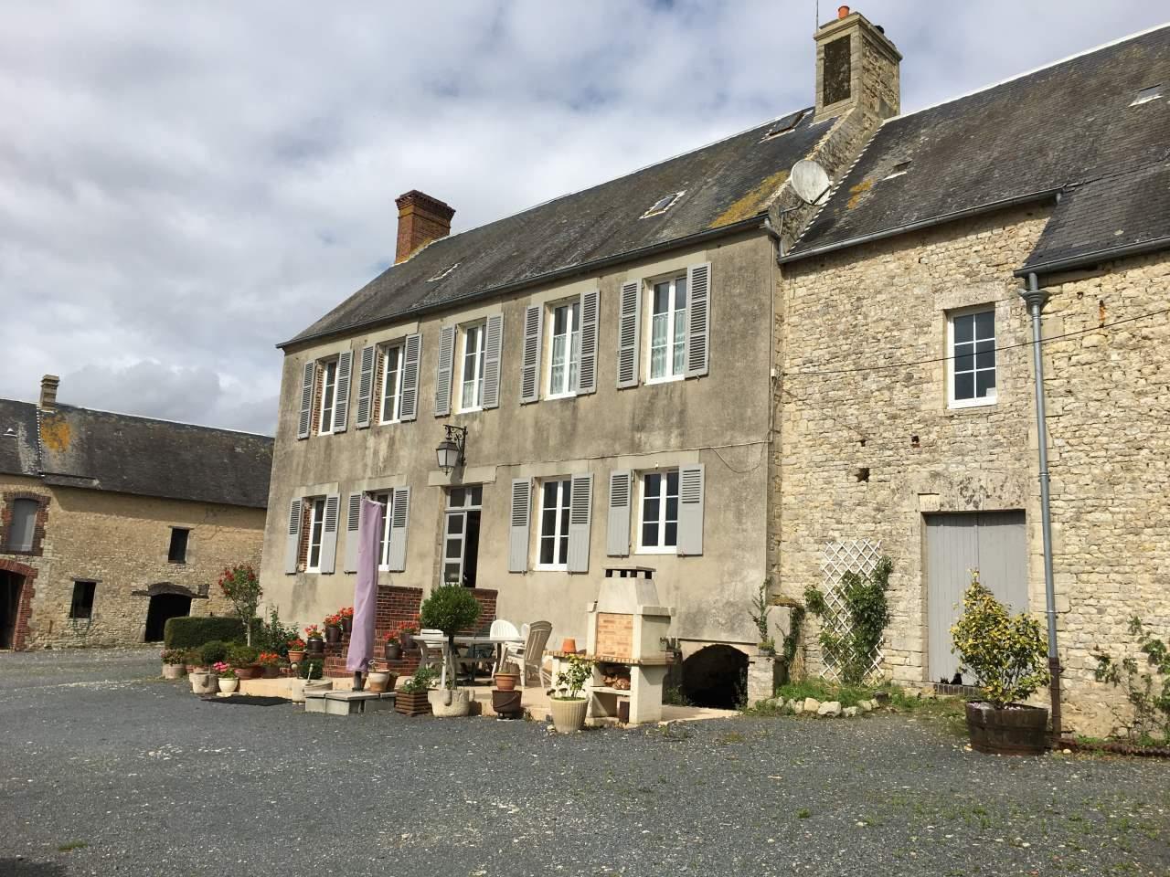 maison en vente Rubercy