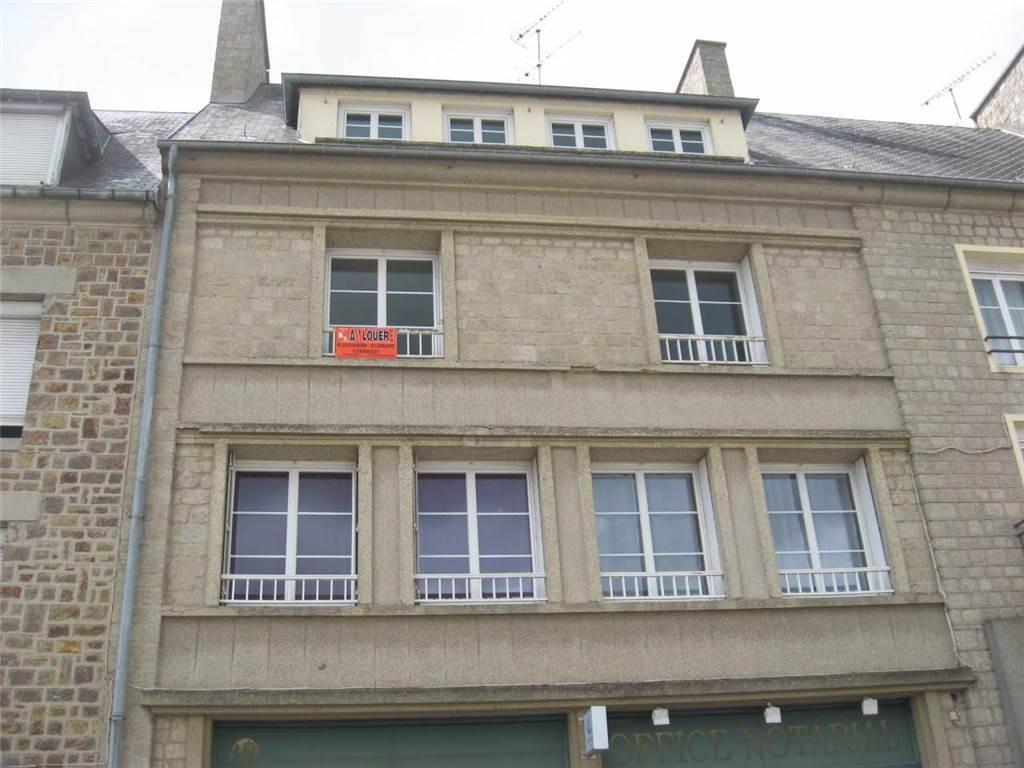 appartement en location Percy-en-Normandie